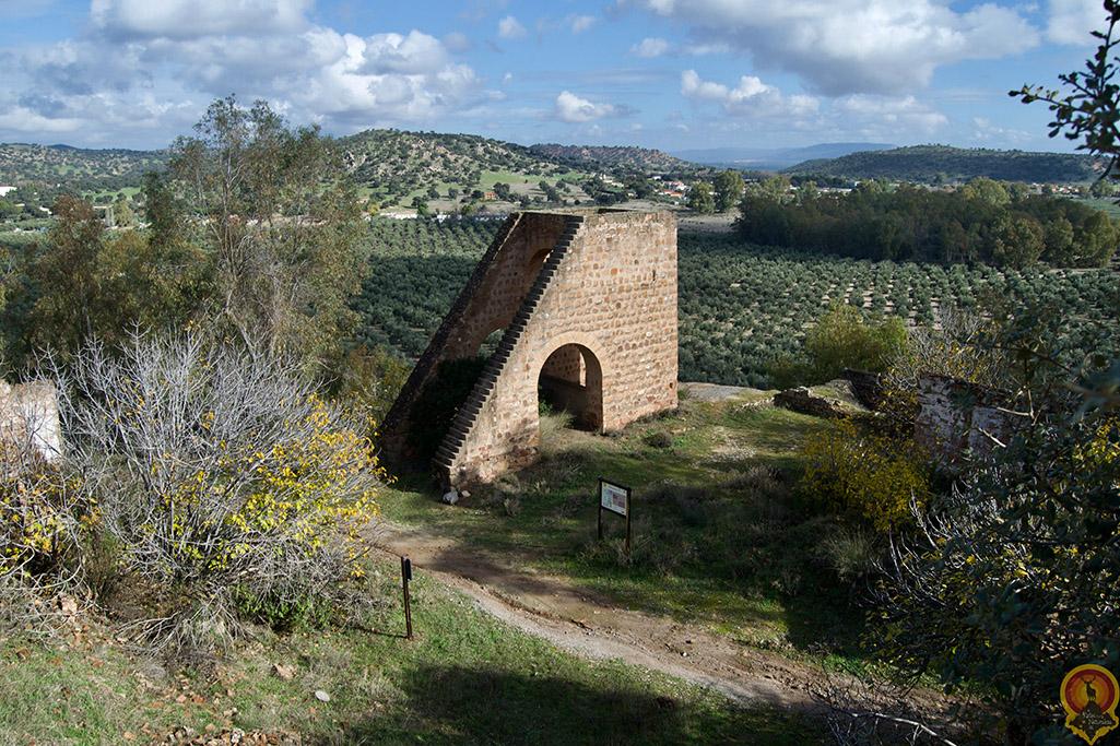 Paisaje minero de Linares – Pozo el calvario